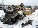 Мастерство и безбашенность водителей тяжелой техники на севере России 6 great roads N...