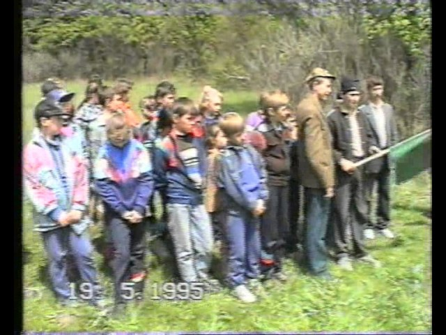 Ретро Мазівка. Зорянка 1995. Знайди себе | Серія відео до 50-річчя Мазівської школи | ...