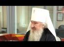 Беседа с митрополитом в программе «Главные новости» на телеканале «Татарстан-24»