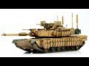 M1A2 ABRAMS SEP TUSK II - 1/72 Tiger Model - tank model