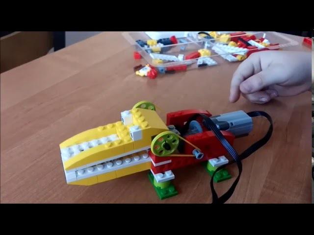 курс Lego WeDo