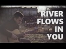 Yiruma - River Flows In You - Fingerstyle Guitar Cover