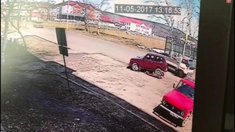 ДТП в Николаевске-на-Амуре (1)