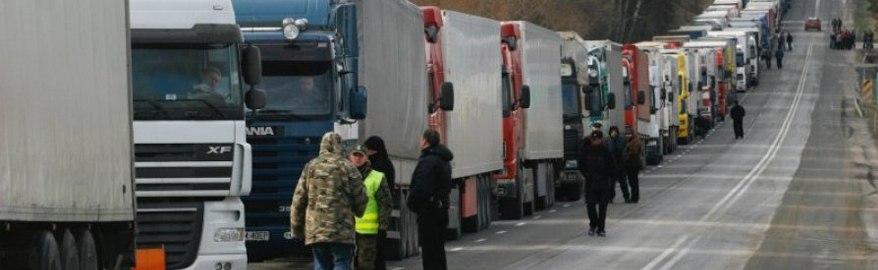 Забастовка дальнобойщиков с 15 декабря: последние новости