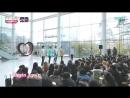 [24.01.18] MBC Show Champion | Lobby Attack (Infinite)