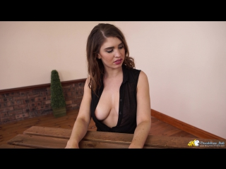 Downblouse jerk katie louise big boobs seduction ( erotic, эротика, fetish, фетиш, bdsm, pornstar, order )