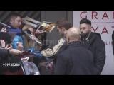 16 февраля 2018 - Роберт вместе с кастом фильма «Девица» приезжает на  Берлинале