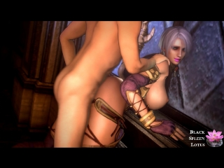 Soul calibur sophitia and taki porn think, that