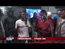Black M MHD A l'ouest en live dans Planete Rap