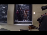 Justice League 2017 - Go behind the scenes __ Bloopers