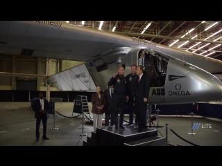 Из чего сделано будущее: электрический самолет