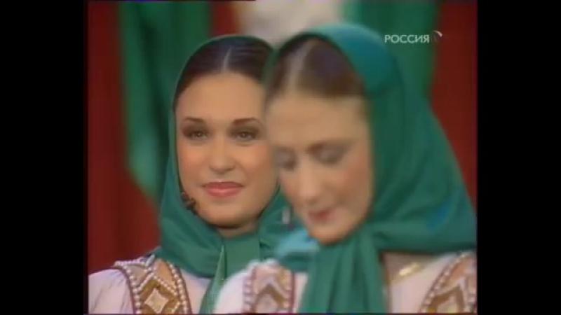 Попурри. Государственный академический русский народный хор им.Пятницкого.