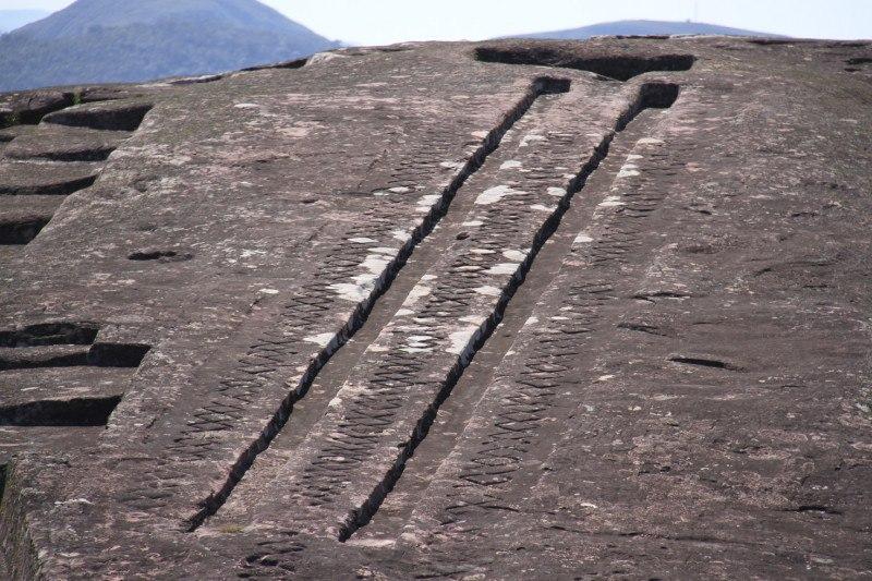 Загадки комплекса Фуэрте-де-Самайпата (Боливия)