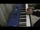 Rammstein - Spieluhr some sounds on keyboard Oberheim MC 1000