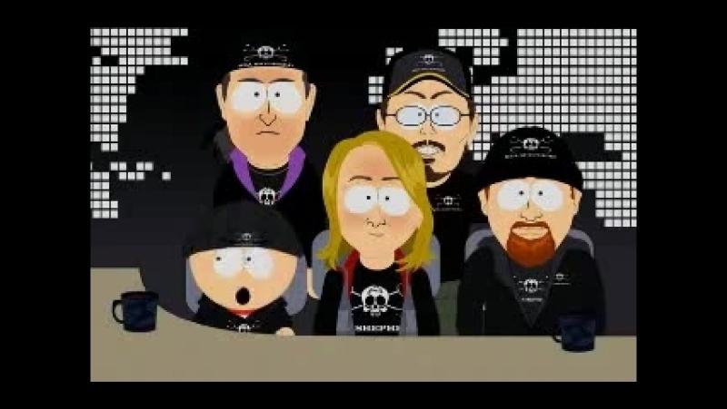 South Park Китовые Войны Сезон 13 Серия 11