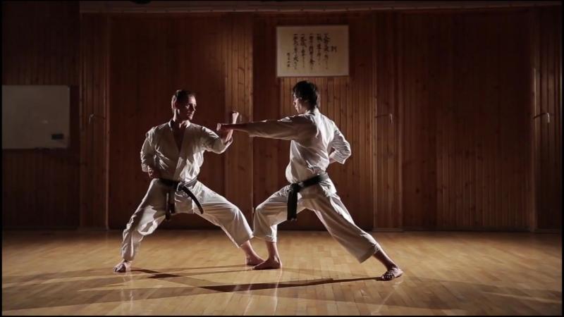 Кумитэ-ката Дзёку ни Kumite-kata Joku ni HD 720
