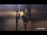 Бедной девочке прилетело Уличные Драки RU