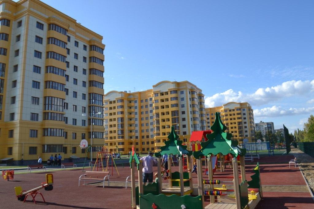 В Армянске сотрудники ФСБ России по Республике Крым получили новое жилье