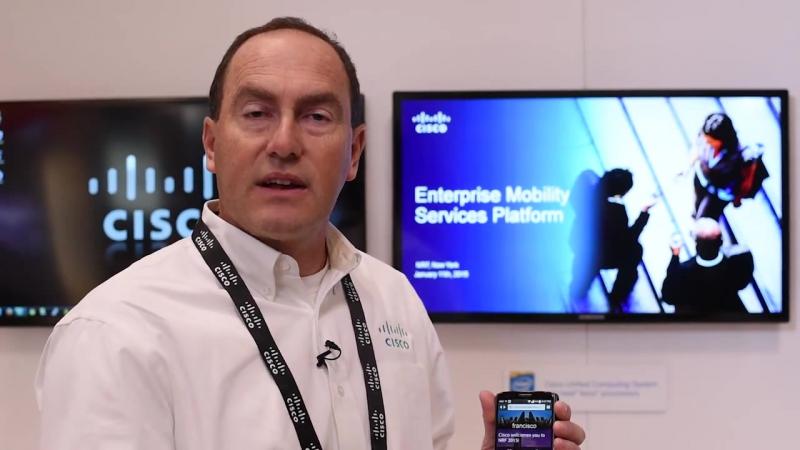 Cisco Enterprise Mobility Platform Faster App Development and Deployment