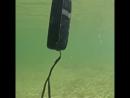 Навигатор Garmin GPSMAP 78 плавает в воде