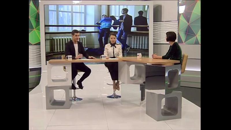 ГТРК ЛНР. Утро на Луганск 24. Маргарита Асташова. 23 января 2018.