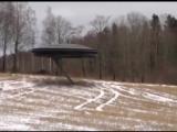 В Тульсокой области попало н видео НЛО