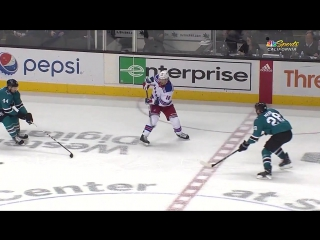 New York Rangers vs San Jose Sharks – Jan. 25, 2018. Game Highlights
