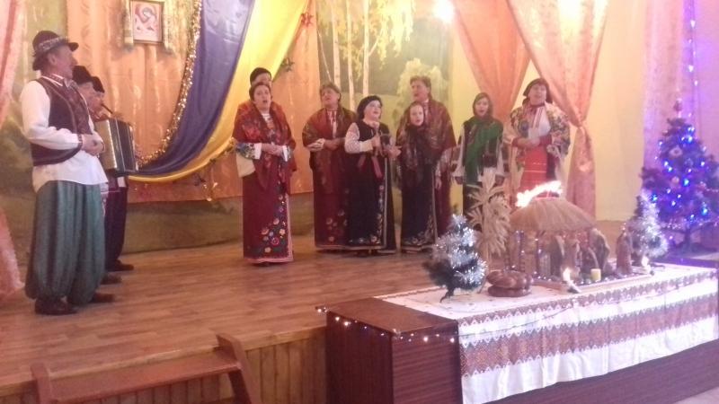 Аматорський колектив села Загірочка
