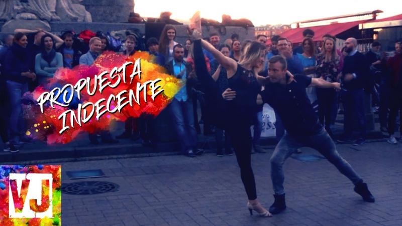 Bachata ○ Jane Viktor ○ Open air ○ EXDS ♫ Propuesta Indecente Romeo Santos