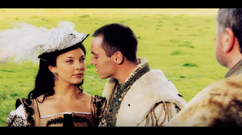 ¦¦ The Tudors ¦¦ Henry VIII Anne Boleyn - Burn It Down