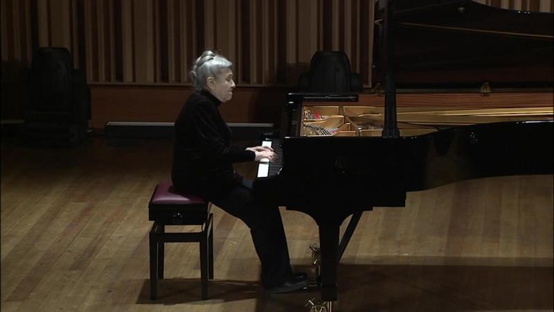 Mary Lebenzon plays Chopin Mazurka a-moll op.17 №4