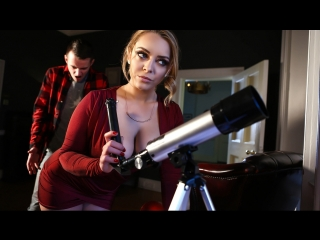 Liza Del Sierra - Asstronomy (Anal, Big Tits, Blonde, Couples Fantasies, MILF, Mom, Piercing,Tattoo)