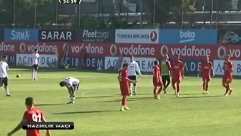 Hazırlık Macı - 2015 - 2016 Sezonu - Beşiktaş 1 - 1 Ümraniyespor