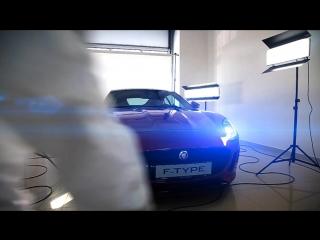 Jaguar F-Type | Керамическое\защитное покрытие Opti-Coat Pro +