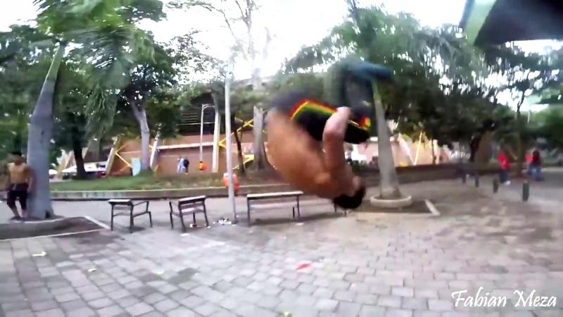 Сумасшедшее комбо | Fabian Meza