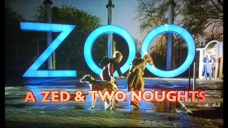 1986-A Zed Two Noughts - Peter Greenaway - ITA Lo zoo di Venere - Brian Deacon, Eric Deacon, Andréa Ferréol