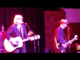 Ian hunter ,with Johnny depp. Coach house 9-13-17