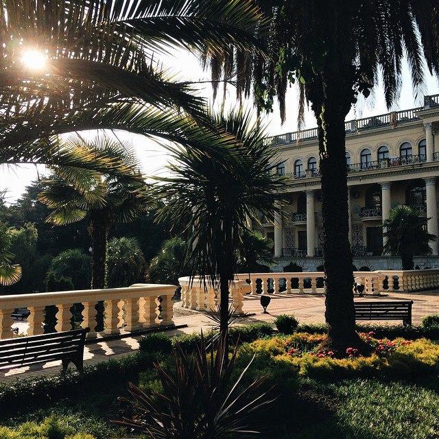 Тур в Сочи на 14 ночей с завтраками в хороший отель всего за 5700 рублей с человека