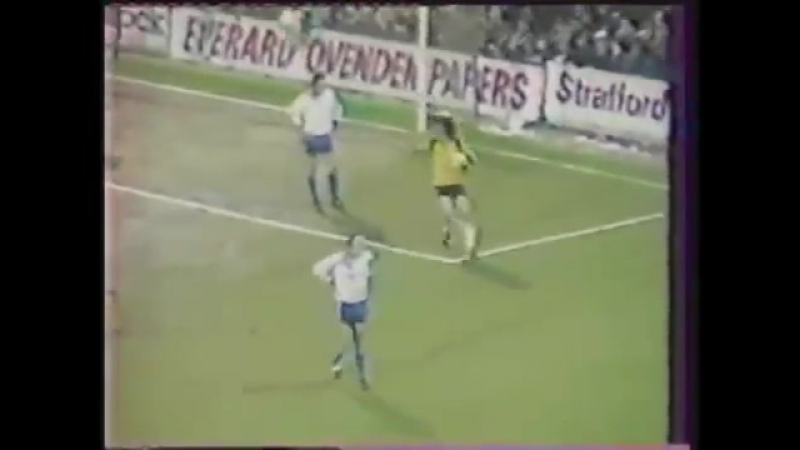 West Ham Dinamo Tbilisi 1 4 Coppa delle Coppe 1980 81 quarti di finale andata