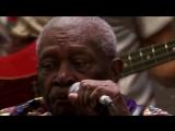 Так провожают великих музыкантов..B.B. King, Eric Clapton, Robert Cray, Jimmie Vaughn -Crossroads 2010