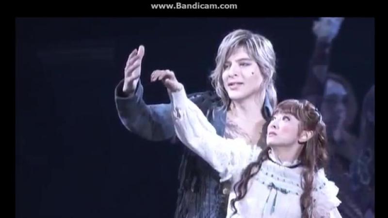 Shirota Yu Hanafusa Mari - 愛と死の輪舞 (Musical Elisabeth)