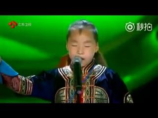 Дербет-монгольская народная песня
