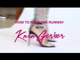 Kaia Gerber's Secret to a Killer Model Walk _ Vogue