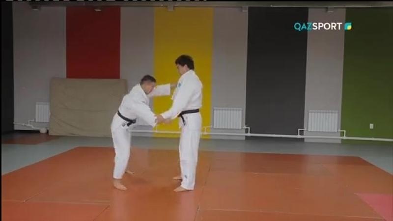 Личный тренер Ислам Бозбаев и Алмас Несипберлинов