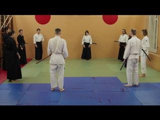 Martial arts, Niden-ryu, SINTEN 20_11_17 19 лет клубу