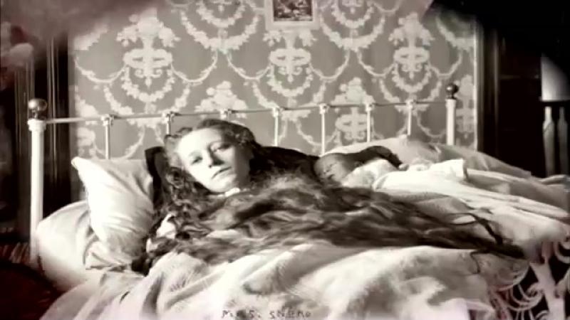 Post mortem photo Victorian era.