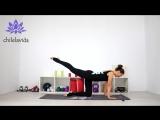 SLs Бодрая флоу йога на 20 минут _ chilelavida