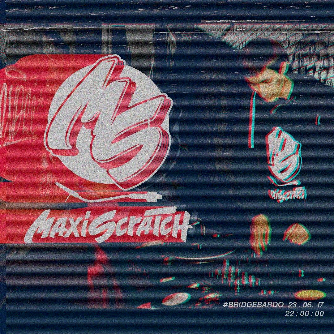 Афиша Самара 23.06. Maxi Scratch bridgebardo