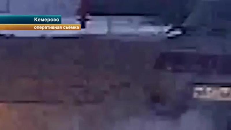 В Кемерове инспектора ДПС полчаса преследовали лихача на авто без включенных фар