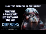 Deep Rising - Hang On (Jerry Goldsmith)